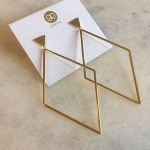 Gorjana - Liv drop earrings